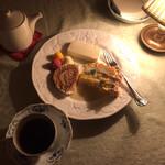 ドゥオーモカフェ - 料理写真: