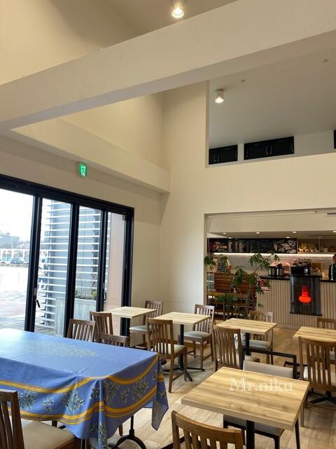東京 テ レポート カフェ