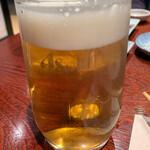七八 - ドリンク写真:生ビール