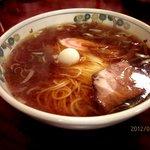 進来軒 - Bセット・ラーメン!(2012,04/07)