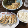 一品堂 - 料理写真:醤油ラーメンセット790円です