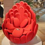 ル カフェ ヴィー - 椅子 「値札なし」の商品が多い。
