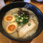 博多ラーメン 田中 - 料理写真: