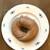 ベーグル&スコーン デザインケイ - 料理写真:ベーグル(プンパニッケル)