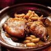 福星 - 料理写真:☆豚足煮込み ピーナッツと蓮根添え