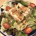 124710855 - 豆腐サラダ