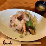 124711255 - 地魚丼