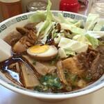 桂花ラーメン - 【再訪】太肉麺(麺かため)