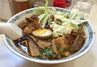 桂花ラーメン 新宿東口駅前店 - 【再訪】太肉麺(麺かため)