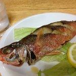 宮古1号店 宮古島の伝統料理 - ぐるくん唐揚げ