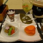 ホテル 九重 - 料理写真: