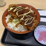 124721929 - 味噌カツ丼 Ver.2 940円。