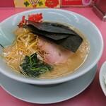 山岡家 - ねぎチャーシュー(醤油)