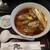 上野藪そば - 料理写真:かき南ばん