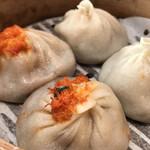 JOE'S SHANGHAI NEWYORK - 赤い方が蟹肉入り。