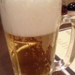 12473766 - 生ビール 500円