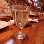 新鮮魚介・浜焼きとワインのお店 Fish Market - 廣戸川(100ml)