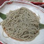 蕎麦割烹 黒帯 - 対州そば 長崎県対馬産の在来種