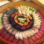 綾元 - 出前寿司