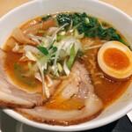 北海道料理 ソバチョウ - 味噌ラーメン