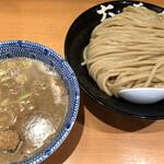 124742892 - つけ麺大盛(950円)