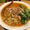 中華料理 龍月 - 料理写真:タンタン麺750円
