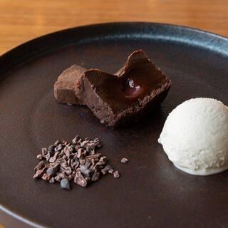 期間限定スイーツ販売「cacao」X「BEATICE」
