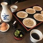 izushisarasobagen - ★★★★ 信州のお蕎麦に近いです、歯触り香り良し