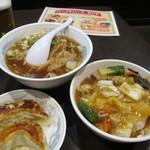 西海 - 中華丼とラーメン