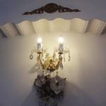 オーシャンパシフィックカフェ - お洒落な意匠と照明