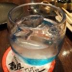 轟屋 - 南風(なんぷう)グラス ¥600(税抜)