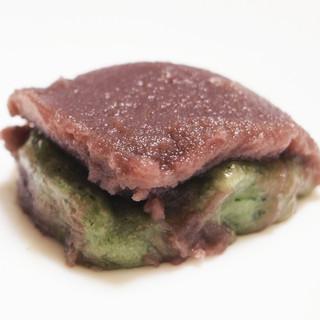 中将堂本舗 - 料理写真:よもぎもち。