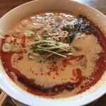 手打ちラーメン 谷家 - 料理写真:2,3月限定の坦々麺 ¥920