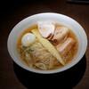 楢製麺 - 料理写真:特製醤油