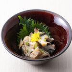 千の庭 - 酒肴つぶ貝