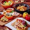カラオケ パセラ - 料理写真:春のスパニッシュコース