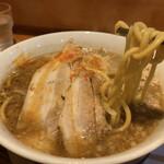 Maboroshinochuukasobakatouyahyakumambennibojirou - 鰹一朗半 850円
