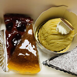 patisserie Marionettes - 料理写真: