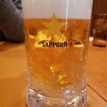 チャンパー - 生ビール