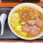 肉煮干中華そば 鈴木ラーメン店 - 味噌ニボMAX