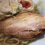 馬鹿坊 - 鶏塩そば(チャーシュー)