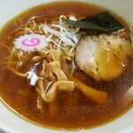 川越大勝軒 - 料理写真:中華麺(小盛り)