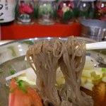 なると - 冷麺。リフト(^-^)/