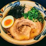 麺屋 サマー太陽 - 醤油ラーメン