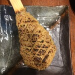 日本酒と蕎麦 中野いざ宵 - そば焼味噌400円