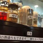 つけ麺専門 麺処 虎ノ王 -