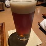 124776823 - 琥珀ビール