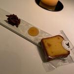 AZUR et MASA UEKI - プティフール~アーモンドチョコ、ドライフルーツのパウンドケーキ他