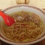 124784707 - 塩チャーシュー麺