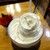 珈琲の店 Paris COFFEE - 生クリームの薔薇。